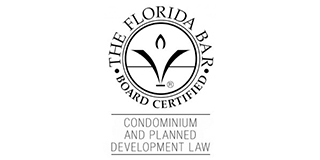 Florida Bar Board Certified Condominium Development Law